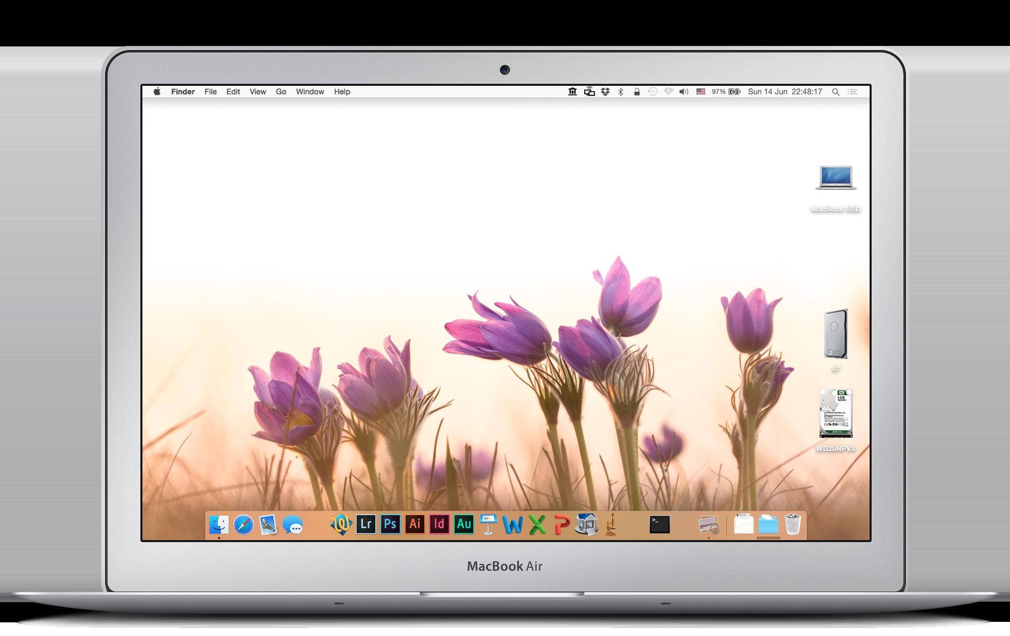 How to sync your Mac desktop via iCloud
