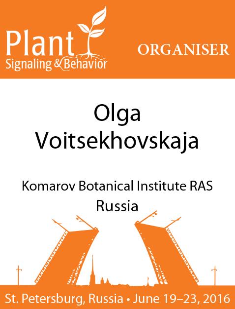 PSB2016 Badge of Organiser